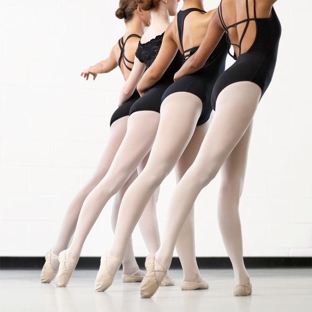 танцы в колготках фото